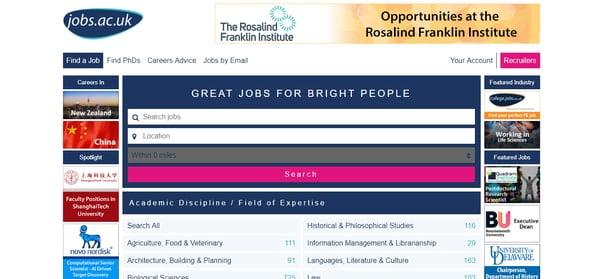 jobs.ac.uk_Yurt dışında lisansüstü